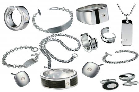 Мужские серьги, кольца, браслеты, запонки и подвески в интернет-магазине shop.jewelgold.ru