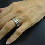 Кольцо из иридия (Iridium)
