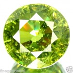 Демантоид (demantoid)