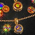 Бижутерия с фотонными кристаллами