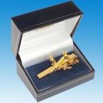 Зажим для галстука из золота