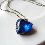 Голубые алмазы