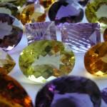 Полудрагоценные камни