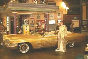 Автомобиль Эльвиса Пресли
