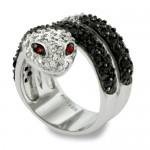 Перстень с черным ониксом