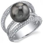 Жемчуг и бриллианты