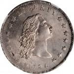 Монета «Свободы с распущенными волосами»