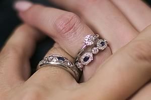 Свадебные ювелирные украшения