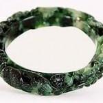 Кольцо из нифрита