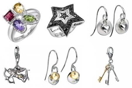 Украшения из серебра в интернет-магазине Shop.JewelGold.ru