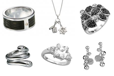 Коллекция изделий из серебра на Shop.Jewelgold.ru