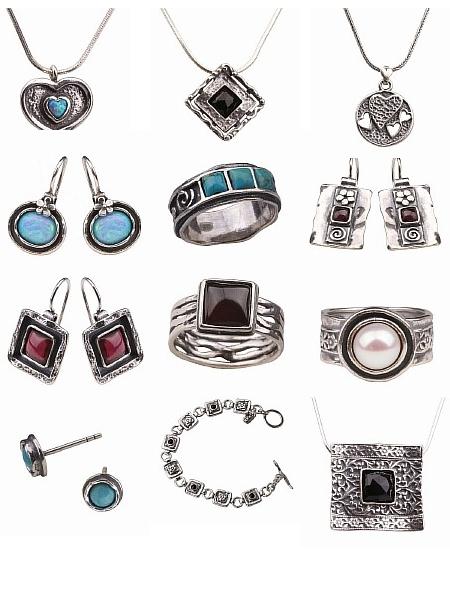 Украшения из серебра на сайте Shop.Jewelgold.ru