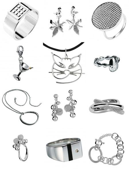 Ювелирные изделия Hot Diamonds