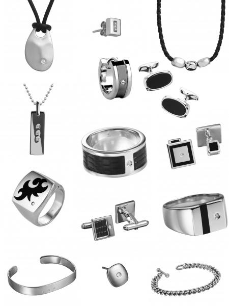 Мужская коллекция на Shop.JewelGold.ru
