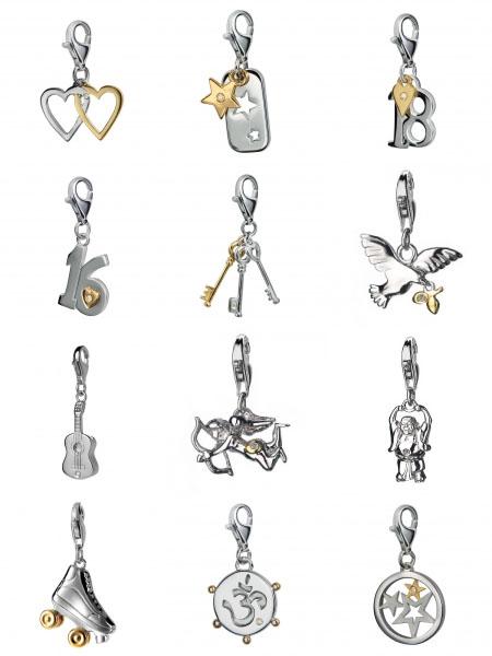 Коллекция талисманов от Hot Diamonds