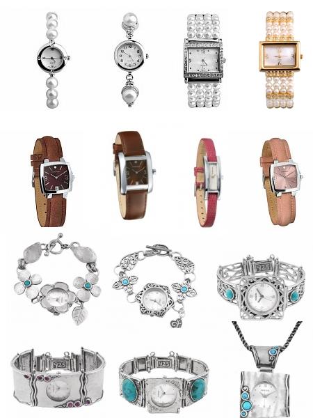 Часы из серебра и стали на Shop.JewelGold.ru