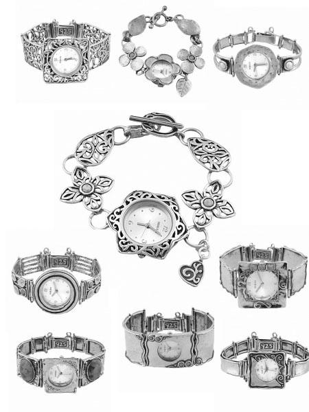 Часы Deno