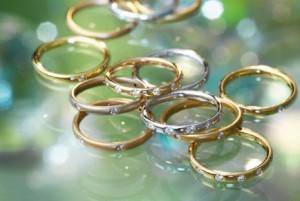 Обручальные кольца Pomellato