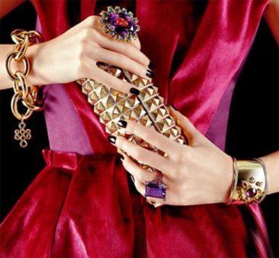 Ювелирная мода 2011-2012