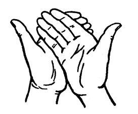 МУДРА «ЧАША ЧАНДМАНА» (девять драгоценностей)