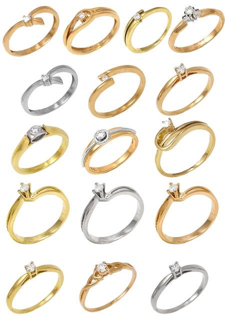 Кольца с бриллиантами на Shop.Jewel.Gold.ru