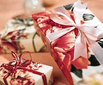 Весенние подарки