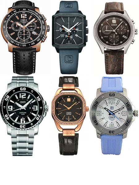 Часы Cover на Timer-Watch.ru