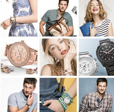 Fashion часы Fossil