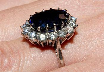 Оправа кольца