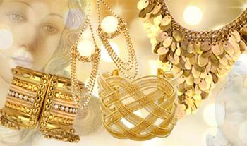 Jewelry: Греческий стиль.