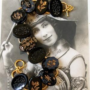Викторианские украшения