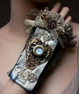 Стимпанк в ювелирных украшениях