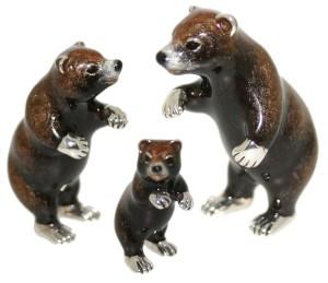 Символ медведь - означает победу и удачу