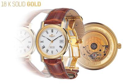 Часы компании Appella