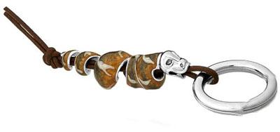Брелки из серебра с эмалью на www.giftbutik.ru