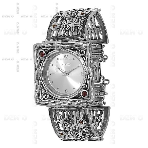 Часы Deno из серебра 01W582GR