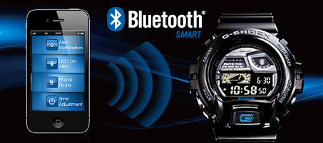 Часы CASIO BLUETOOTH SMARTWATCH