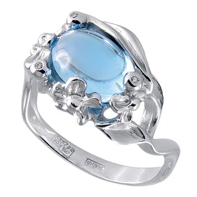 Золотое кольцо АНЮТИНЫ ГЛАЗКИ