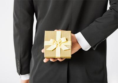 Ювелирное украшение как подарок