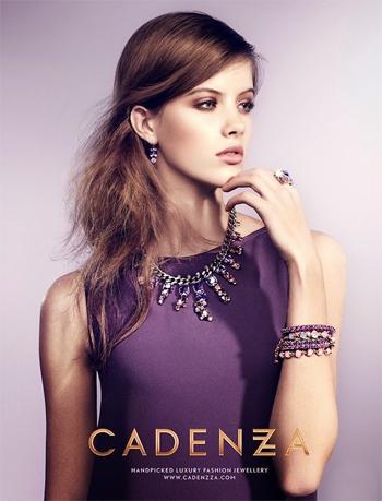 Сеть мультибрендовых ювелирных магазинов Cadenzza