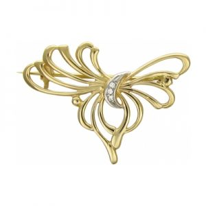 Брошь - булавка из золота на Shop.JewelGold.ru