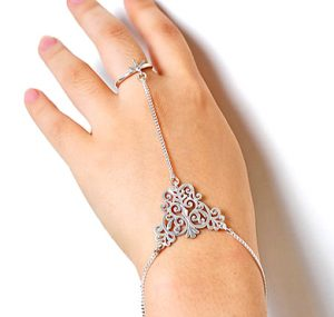 Якутский Слев-браслет из серебра