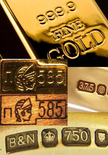 Проба золота