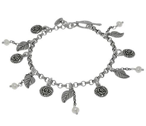 Браслет Deno из серебра на Shop.JewelGold.ru