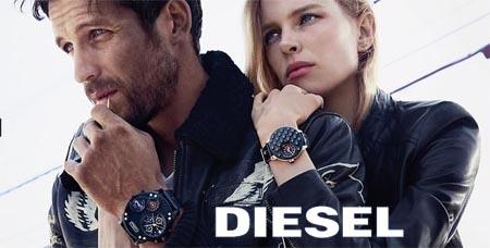 Часы марки Diesel