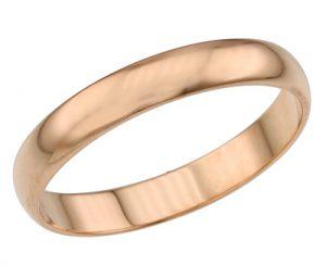 Обручальное кольцо на Shop.JewelGold.ru