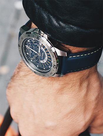Часы наручные ПУТНИК БРИЗ