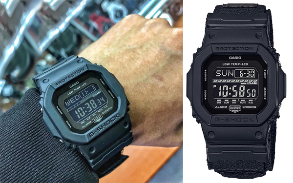 Часы Casio G-Shock GLS-5600WCL-1E