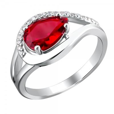 Серебряное кольцо на Shop.JewelGold.ru