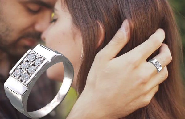 Перстень печатка